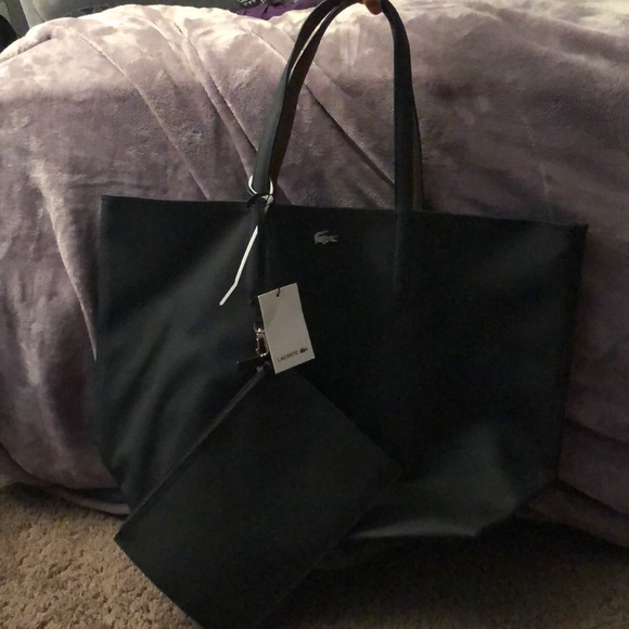 57c3b922ce Lacoste Bags | Tote And Small Bag | Poshmark
